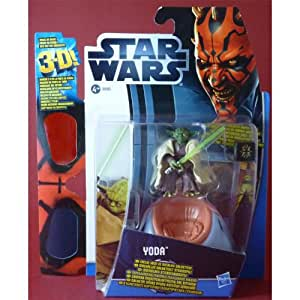 STAR WARS - EPISODE 1 3D : FIGURINE YODA (12/12)