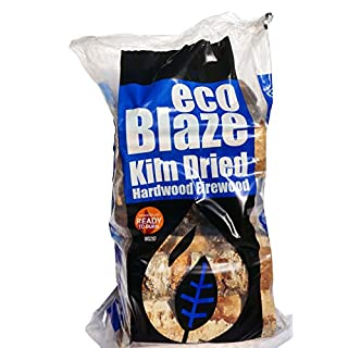 EcoBlaze Ready to Burn Kiln Dried Hardwood Firewood