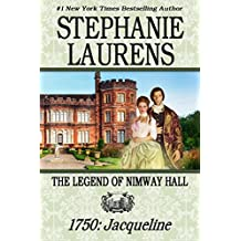THE LEGEND OF NIMWAY HALL: 1750 - JACQUELINE (English Edition)