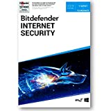 Bitdefender Internet Security 2019 WIN 1 PC Vollversion EFS PKC 18 Monate Limited Edition