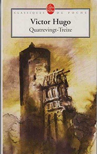 Quatrevingt-treize par Victor Hugo