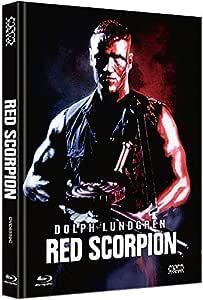 Red Scorpion [Blu-Ray+DVD] - uncut - Mediabook Cover C