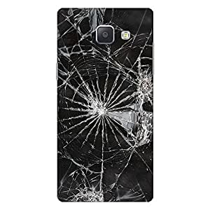 Bhishoom Designer Printed Hard Back Case Cover for Samsung Galaxy A7 (2016) - Premium Quality Ultra Slim & Tough Protective Mobile Phone Case & Cover