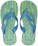 Puma Unisex Panama Ii Idp Blue Atoll and Lime punch Hawaii Thong Sandals - 8 UK/India (42 EU) at amazon