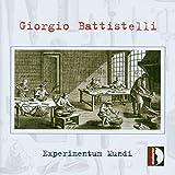 Battistelli : Experimentum Mundi. Battistelli.