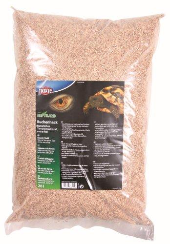 Trixie 76145 Buchenhack, Natürliches Substrat, extra fein 20 Liter