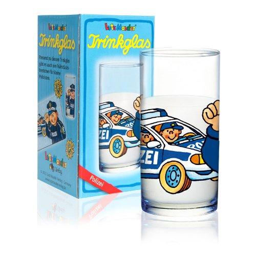 Lutz Mauder 19521 Trinkglas Polizei