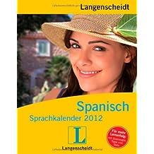 Langenscheidt Sprachkalender Spanisch 2012 - Abreißkalender