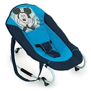 Hauck 62028 Rocky Mickey Mouse Sdraietta, Blu