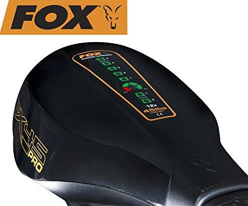 Fox FX Pro 45lbs 3 Blade Prop E-Motor, Elektromotor, Motor für Angelboot, Schlauchboot, Boot, Bootsmotor