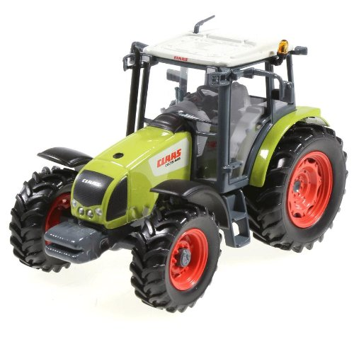 Tracteur miniature Claas celtis 446 RX 2004 1/43 universal-hobbies pour hachette