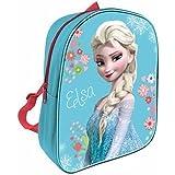 Disney Frozen Elsa Character Girls Junior Childrens Kids School Backpack Rucksack Bag