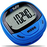 Realalt 3DTriFit 3D Pedometer Activity Tracker | Accurate Pedometer for Walking with Pause