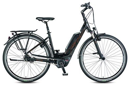KTM E-Bike Cento Plus 8 RT A5 13,4 Ah Damen schwarz 2017