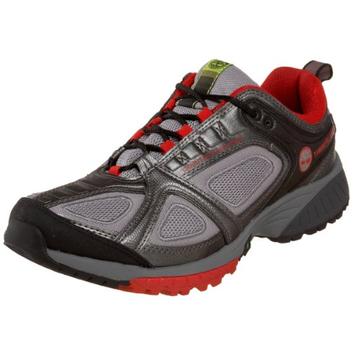 Timberland mountain inferno argent/rouge Argent - Silber / Rot
