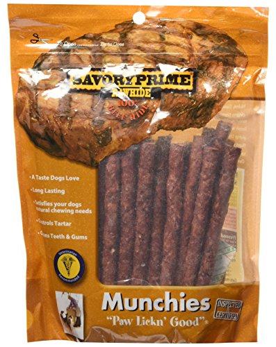 Artikelbild: Bohnenkraut Prime 90013 30 Count 5 in. Beef Rawhide Munchie Sticks