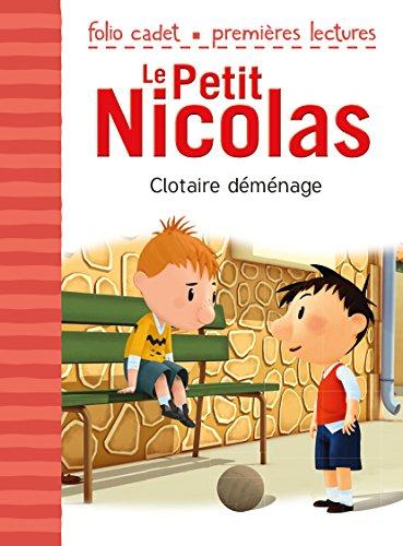 Le Petit Nicolas (Tome 36) - Clotaire déménage par Emmanuelle Kecir-Lepetit