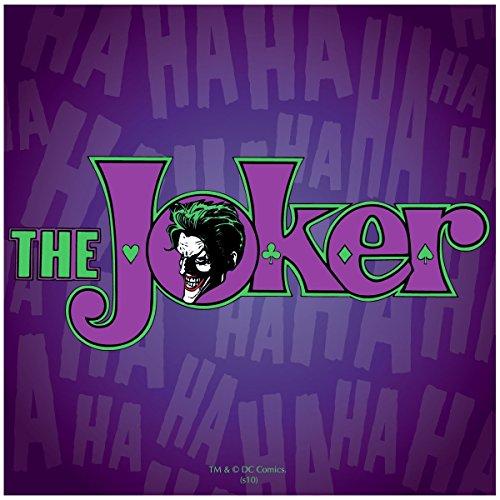 Half Moon Bay Batman The Joker Single Untersetzer