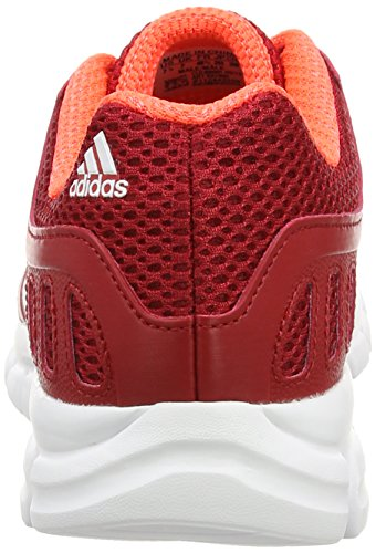 Adidas Breeze 101 2 Sneakers da Uomo Multicolore (Rojo / Blanco / Naranja)