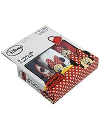 3 culottes enfant fille Disney Minnie Mouse en coton du 2 au 8 ans