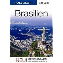Brasilien: APA Guide mit Reisemagazin
