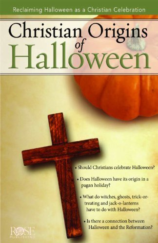 Christian Origins of Halloween-pkg of 5 pamphlets by Angie Mosteller MA (2012-07-02) (Halloween Ma)