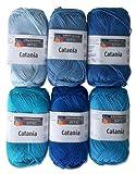 Schachenmayr Catania Wolle Set 4