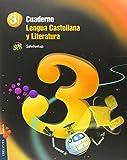 Superpixépolis, lengua castellana y literatura, 3 Educación Primaria. Cuaderno 3