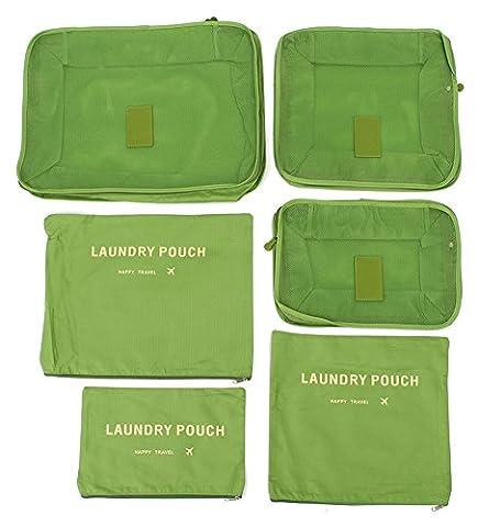 SaySure - Travel Storage Bag Waterproof High Capacity Luggage