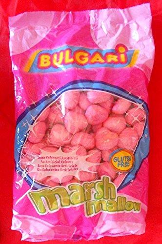 Bulgari Marshmellow Herzen rote gr 900
