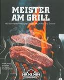 'Napoléon livre 'Maître du grill barbecue–100Champion du Monde de recettes pour gaz, charbon de bois et fumoir
