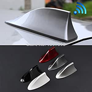 sypure tm sp cial de voiture avec radio aileron de. Black Bedroom Furniture Sets. Home Design Ideas