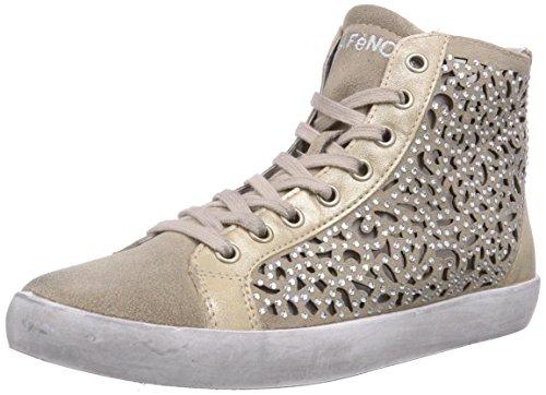CAFèNOIR Sneaker Damen Gymnastikschuhe Beige (094 BEIGE)