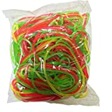 #10: MVJ Rubber bands 3 Three Inch Diameter (100g) Office Purpose/Home Usage - Free Shipping