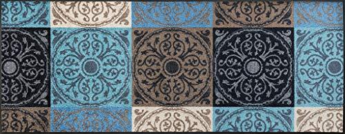wash+dry Fußmatte, Acryl, Bunt, 75x190 cm
