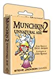 Steve Jackson Games  SJG1410 Munchkin Expansion 2 Unnatural Axe