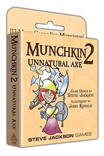 Gm-Munchkin 2 Unnatural Axe
