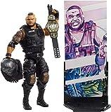 WWE Figura de acción Luchador Akam (Mattel FMG77)