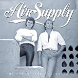 Songtexte von Air Supply - The Definitive Collection
