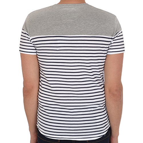SoulStar Herren T-Shirt Grau