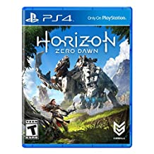 Sony Horizon Zero Dawn PlayStation 4