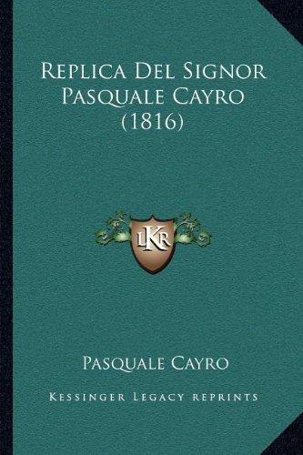 replica-del-signor-pasquale-cayro-1816