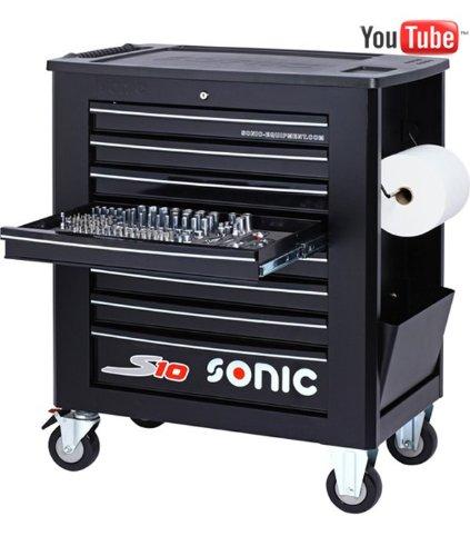 Preisvergleich Produktbild Sonic Equipment–servante Atelier S10–391Werkzeug–7390