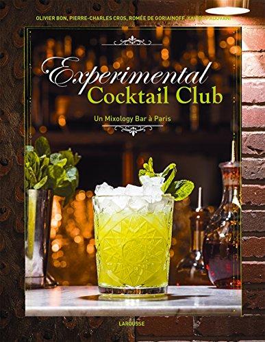 Experimental cocktail club par Collectif