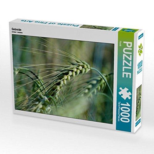 Getreide 1000 Teile Puzzle quer (CALVENDO Wissen)