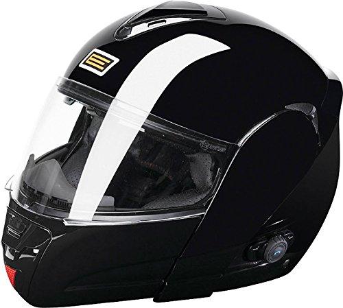 Origine helmets Klapphelme Tecno, Glänzend Schwarz, Größe L