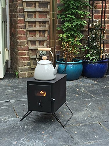 Outbacker 'Firebox' Portable Wood Burning Stove 3
