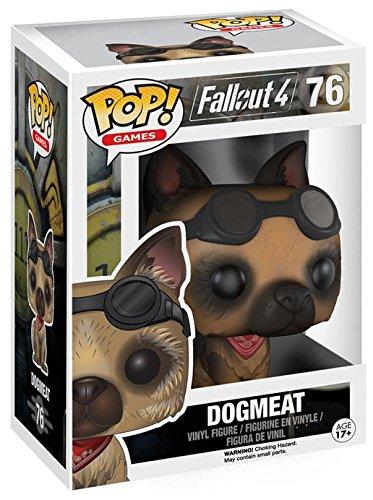 Funko Pop Dogmeat (Fallout 4 – 76) Funko Pop Fallout