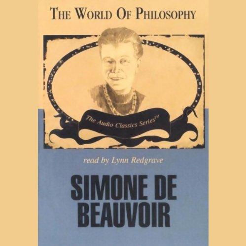 Simone de Beauvoir  Audiolibri