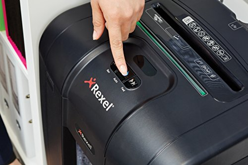 Affordable Rexel Mercury Cross Cut Staples/CD/Credit Card Shredder with 34 L Bin Online